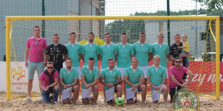 I TURNIEJ I LIGI BEACH SOCCER, Białystok, 13 – 14 LIPCA 2019 r.-wyniki