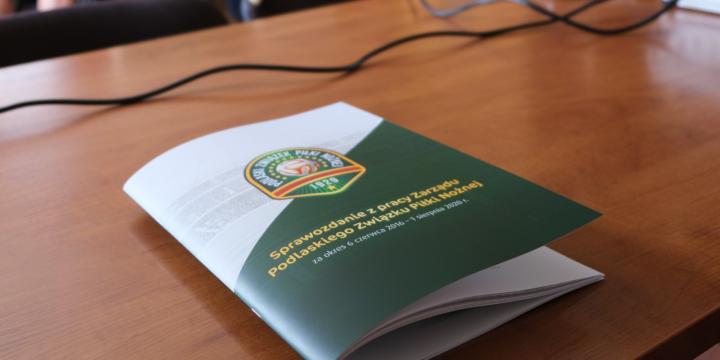 Podsumowanie działalności zarządu Podlaskiego Związku Piłki Nożnej w minionej kadencji