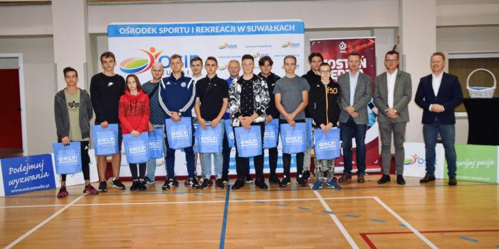 Kurs kandydatów na sędziów piłki nożnej w Suwałkach