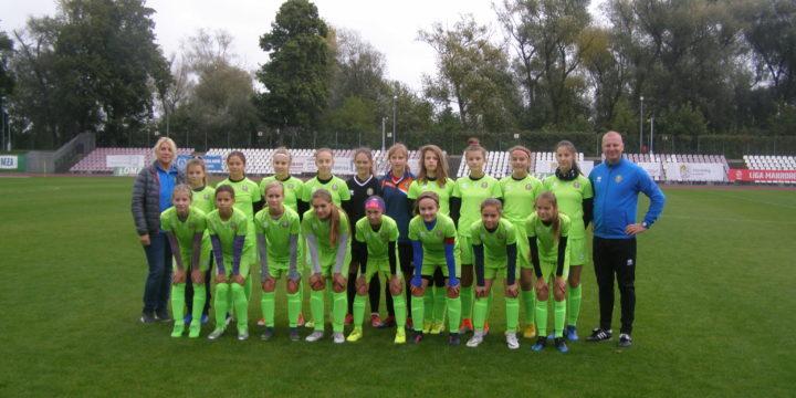 Eliminacje Ogólnopolskiej Olimpiady Młodzieży – U-14 dziewczęta