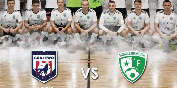 Półfinał II ligi futsalu!